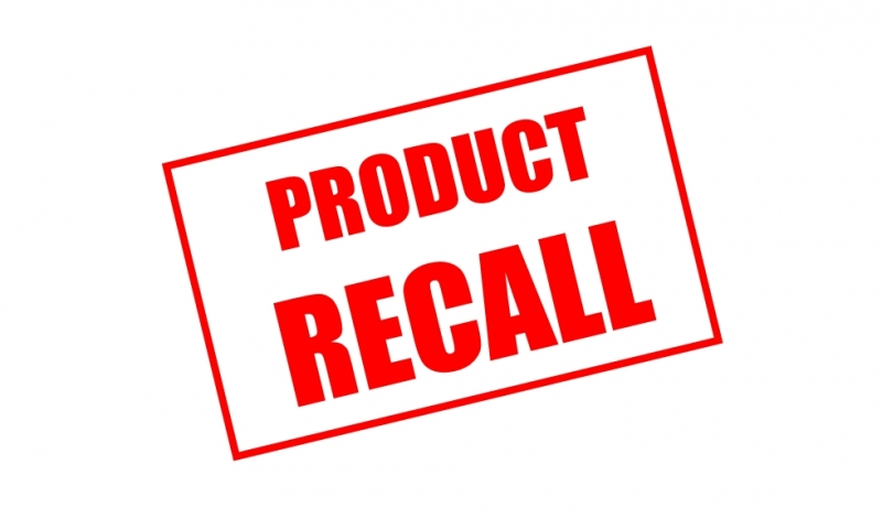 Product Recalls - Dec 2018