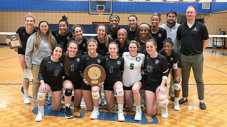 RBC Volleyball Region X Champs