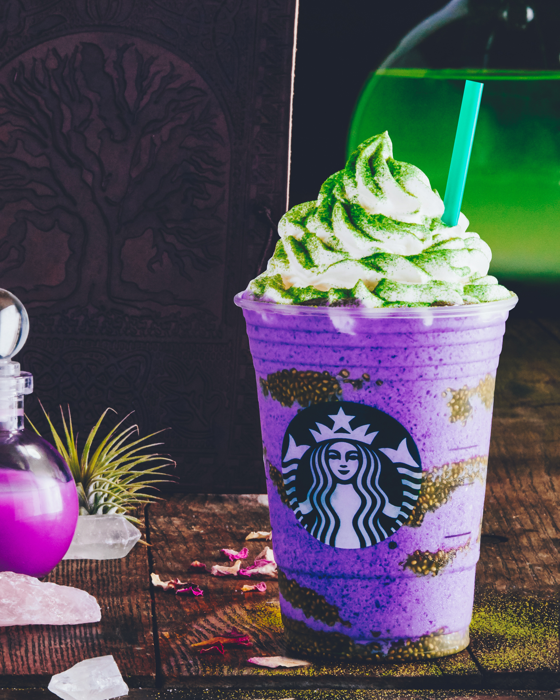 Starbucks 2018 Fall Witchs Brew