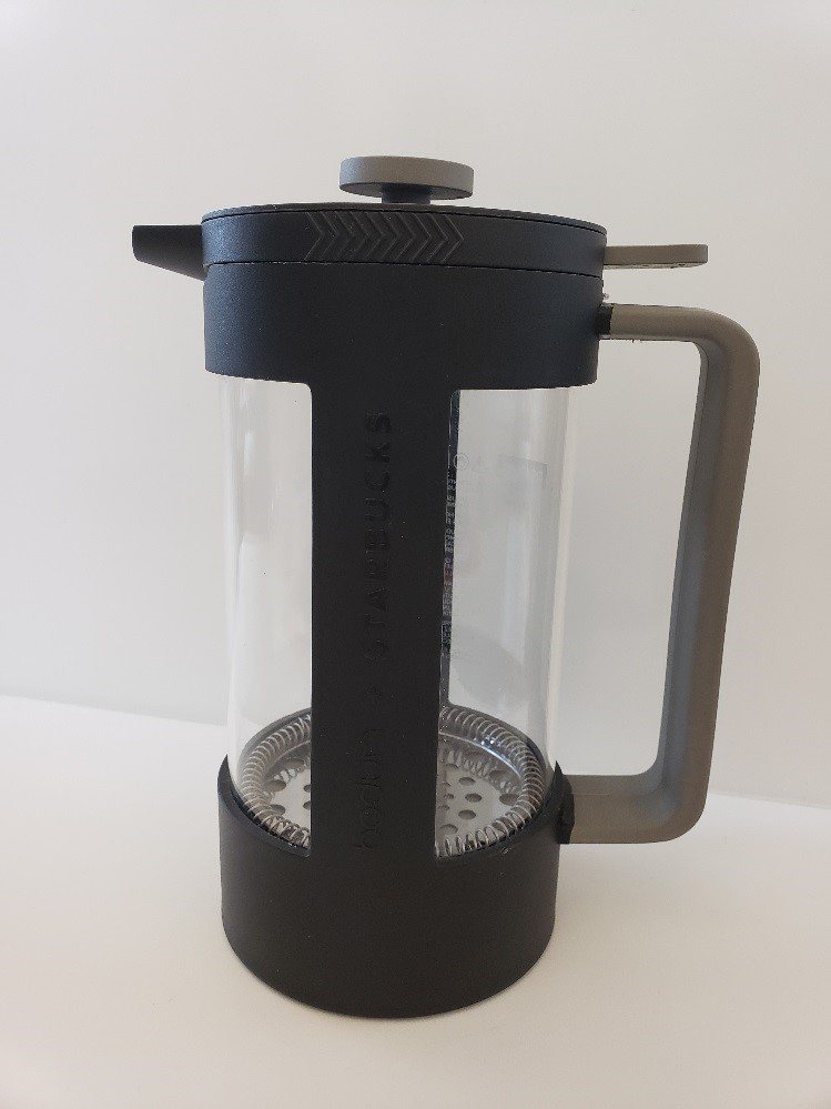 Starbucks Coffee Press Recall 2019