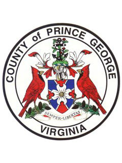 prince george county seal