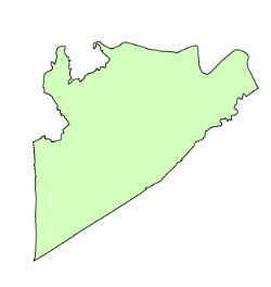 outline of prince george county