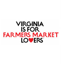 Virginia is for Farmers Market Lovers logo