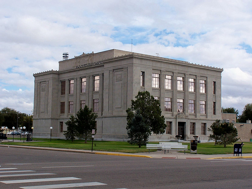 Clerk Courthouse