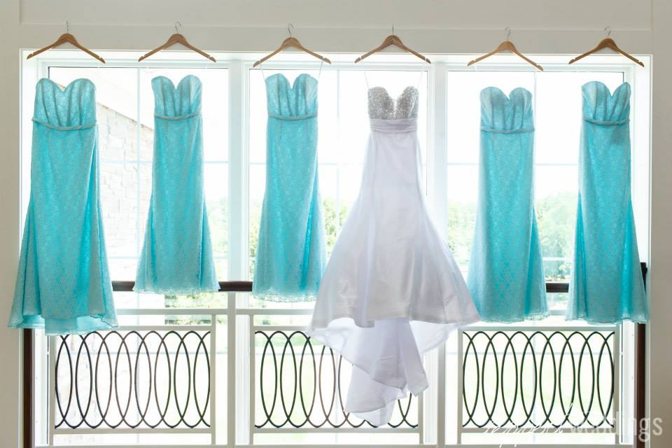 bridal party dresses CUTE