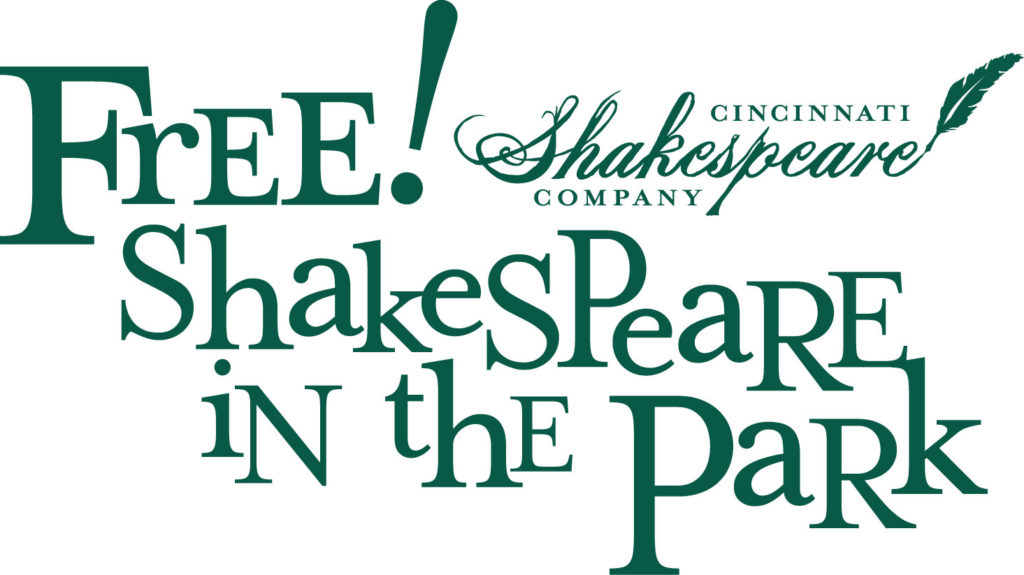 Free Cincinnati Shakespeare Company Shakespeare in the Park