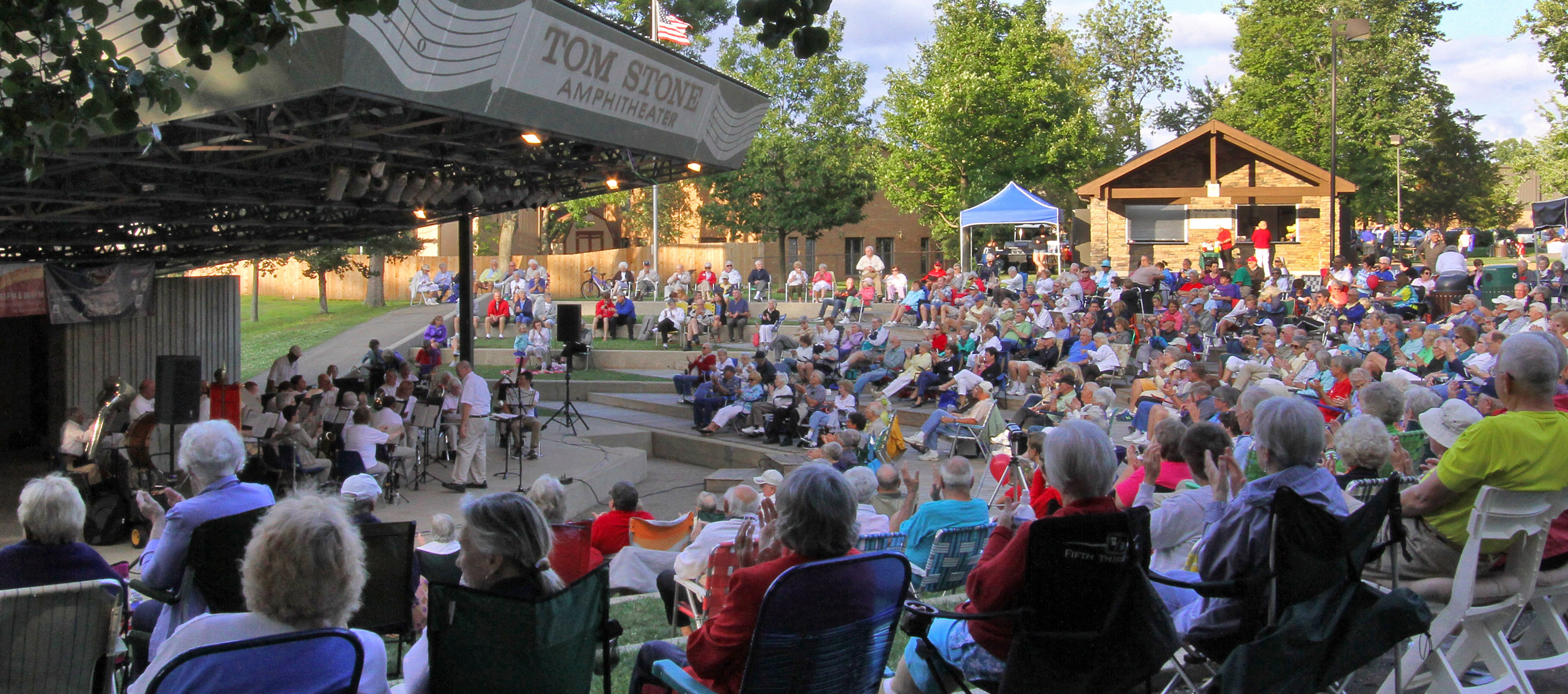 June Tuesday Night Concert in the Park
