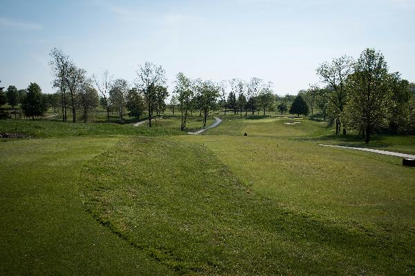 Hole 2 Tee Blue Ash Golf Course