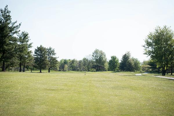 Hole 5 Tee Blue Ash Golf Course