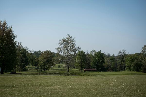 Hole 6 Tee Blue Ash Golf Course