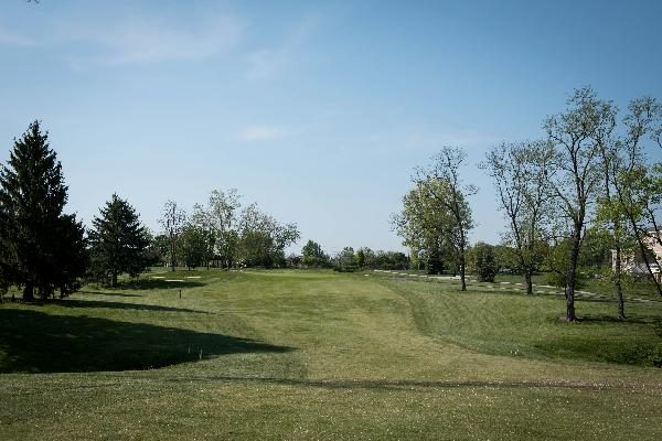 Hole 9 Tee Blue Ash Golf Course