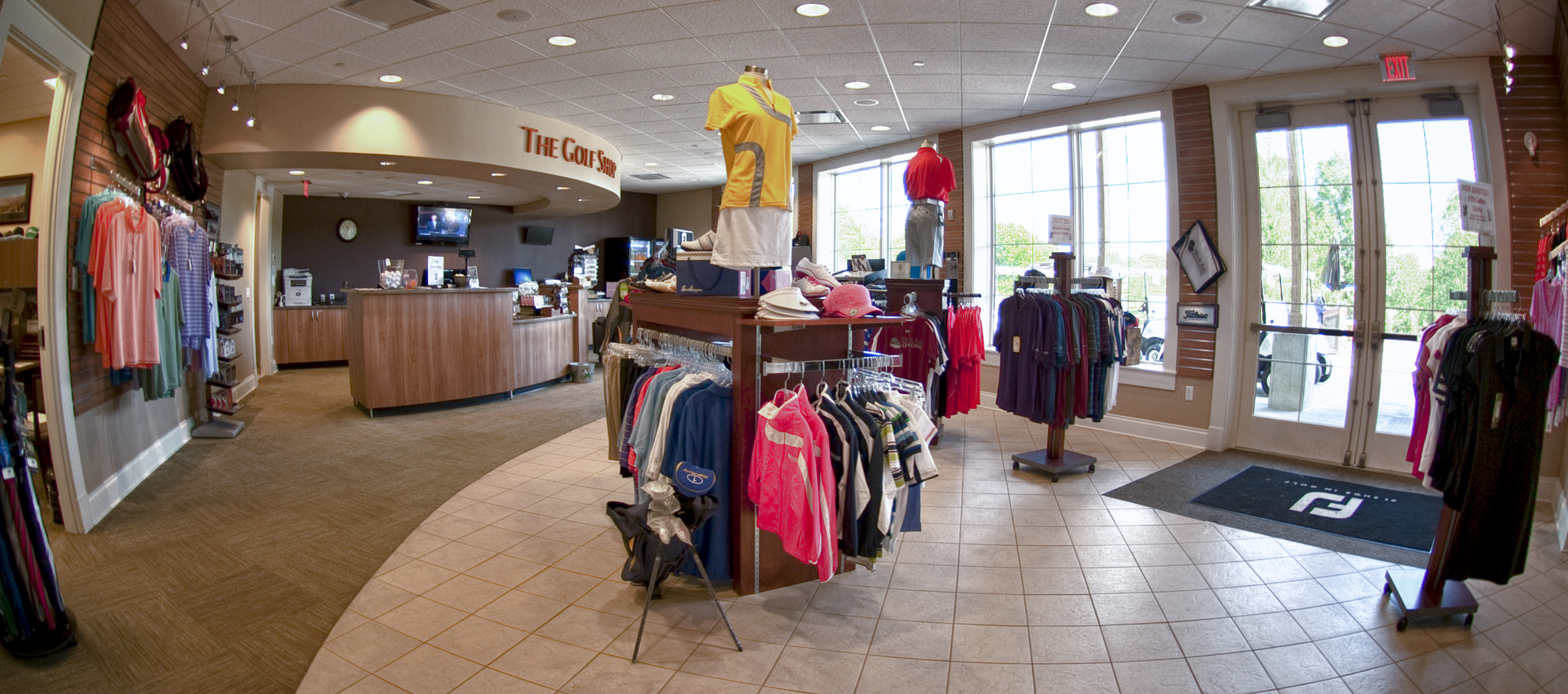 Blue Ash Golf Shop