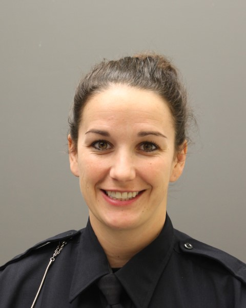 Officer Abby Ballman