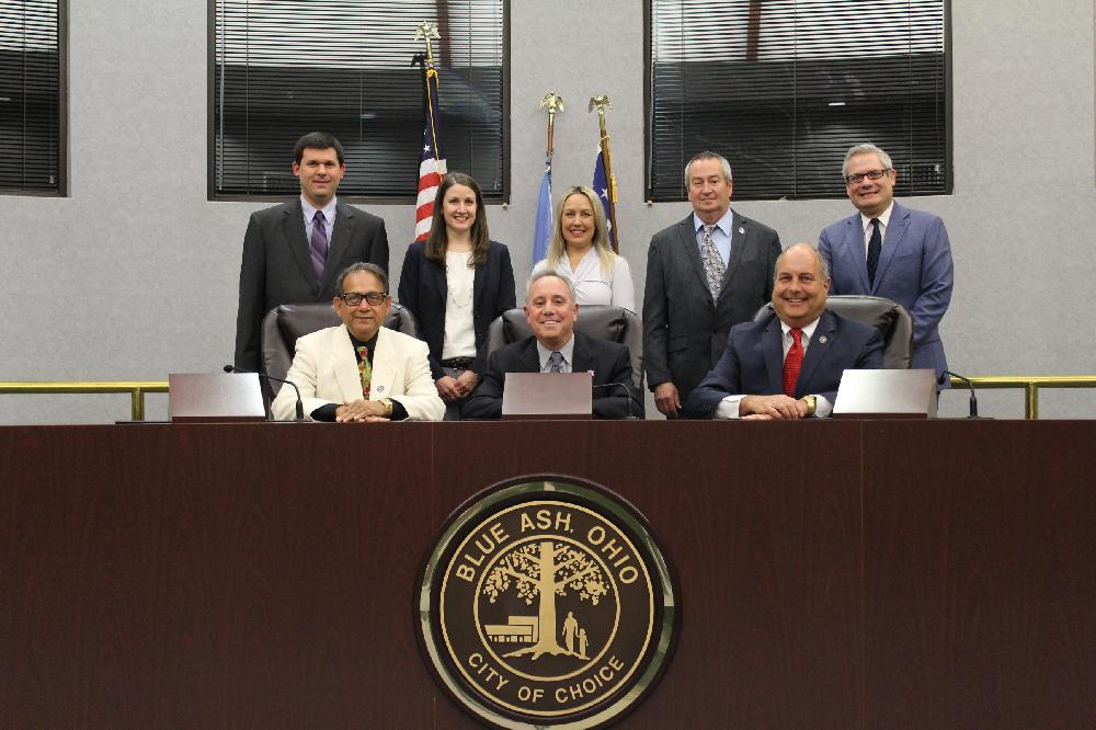 City Council with City Solicitor
