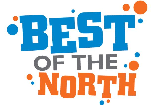 Best of the north logo