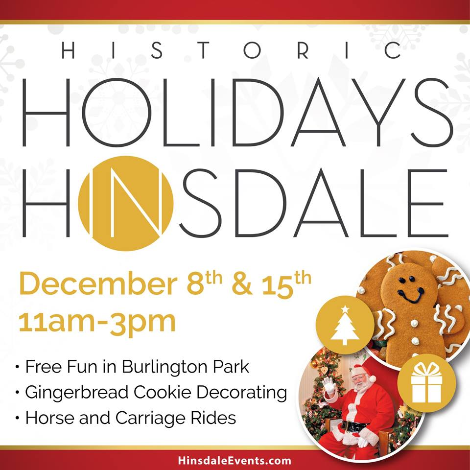 Hinsdale for the Holidays 2018