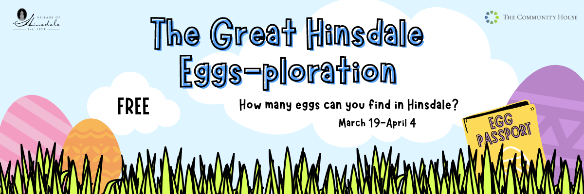 email The Great Hinsdale Eggs-ploration