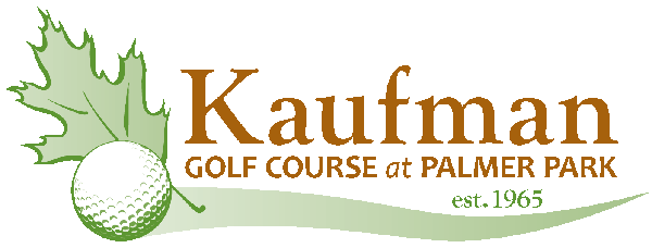 Kaufman Golf Course logo