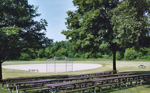 dutton shadyside balldiamond