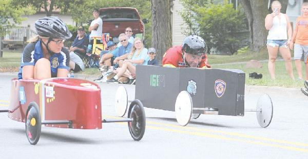 2019 Policy-Fire Soap Box Derby