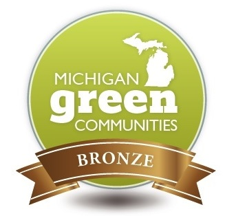 Michigan Green Communities Bronze Award (2019)
