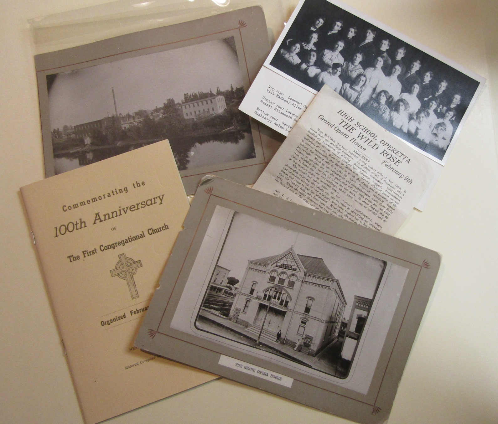 Archives and Photographs