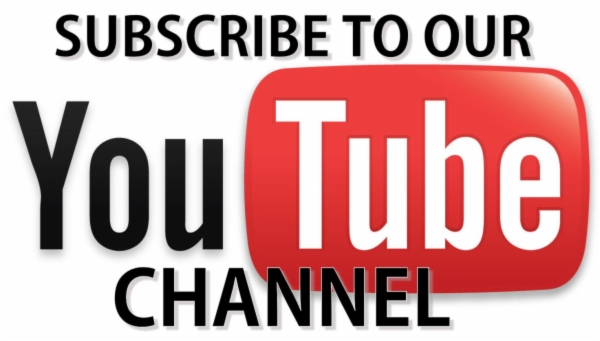 Subscribe to our youtube channel Image