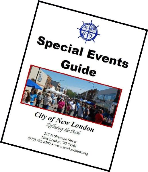 Special Events Guide Cover
