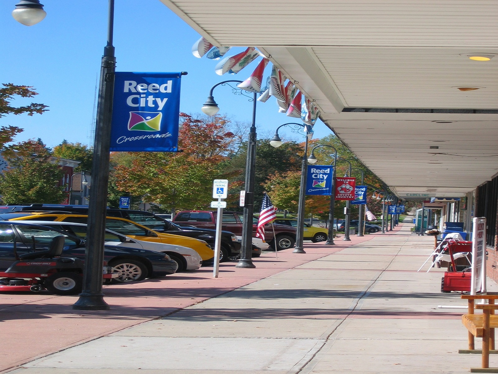 Downtown Reed City_1