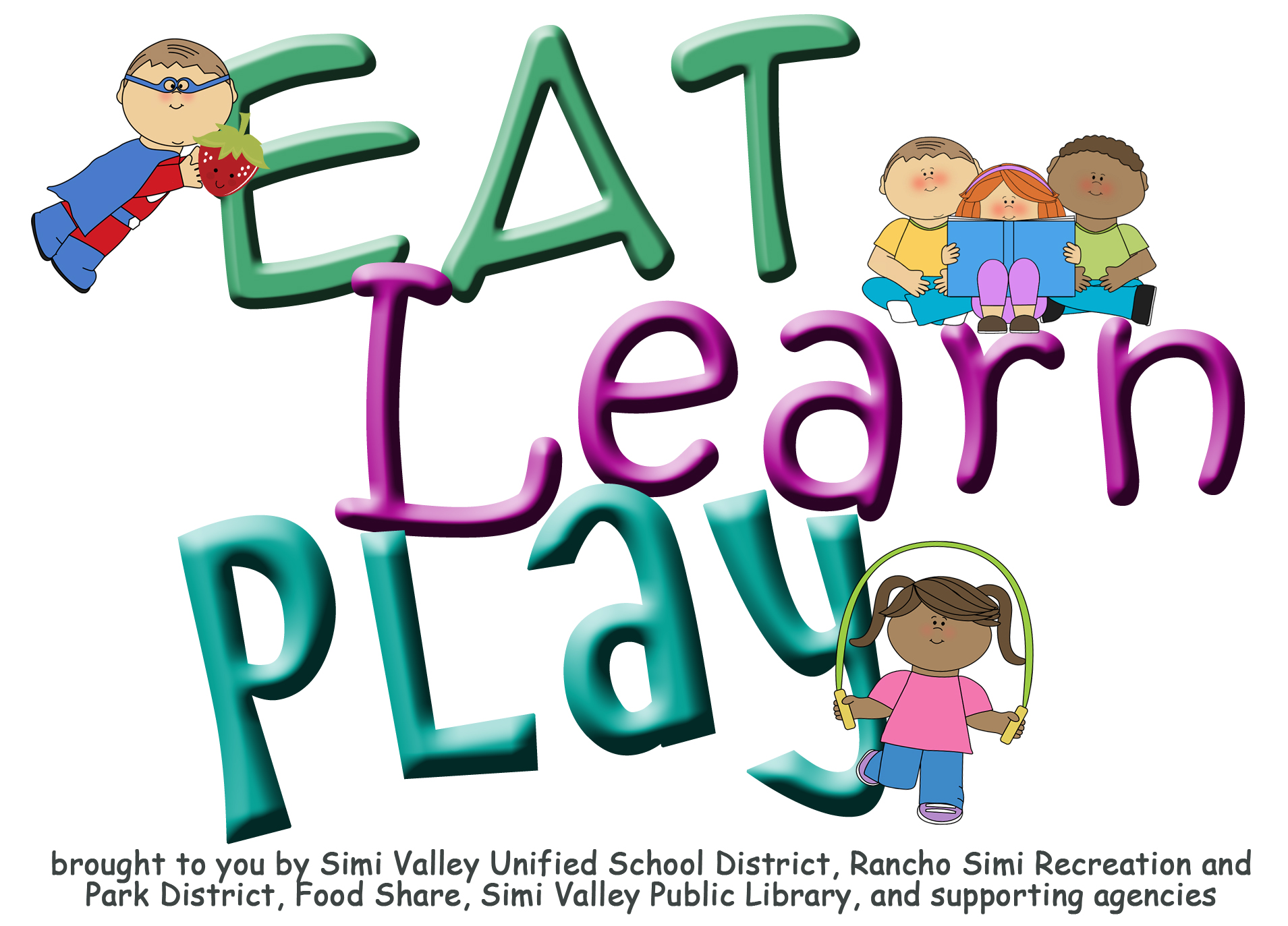 Eat-Learn-Play Logo