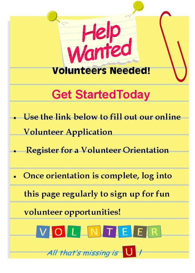 Fall Volunteer FlyerWeb