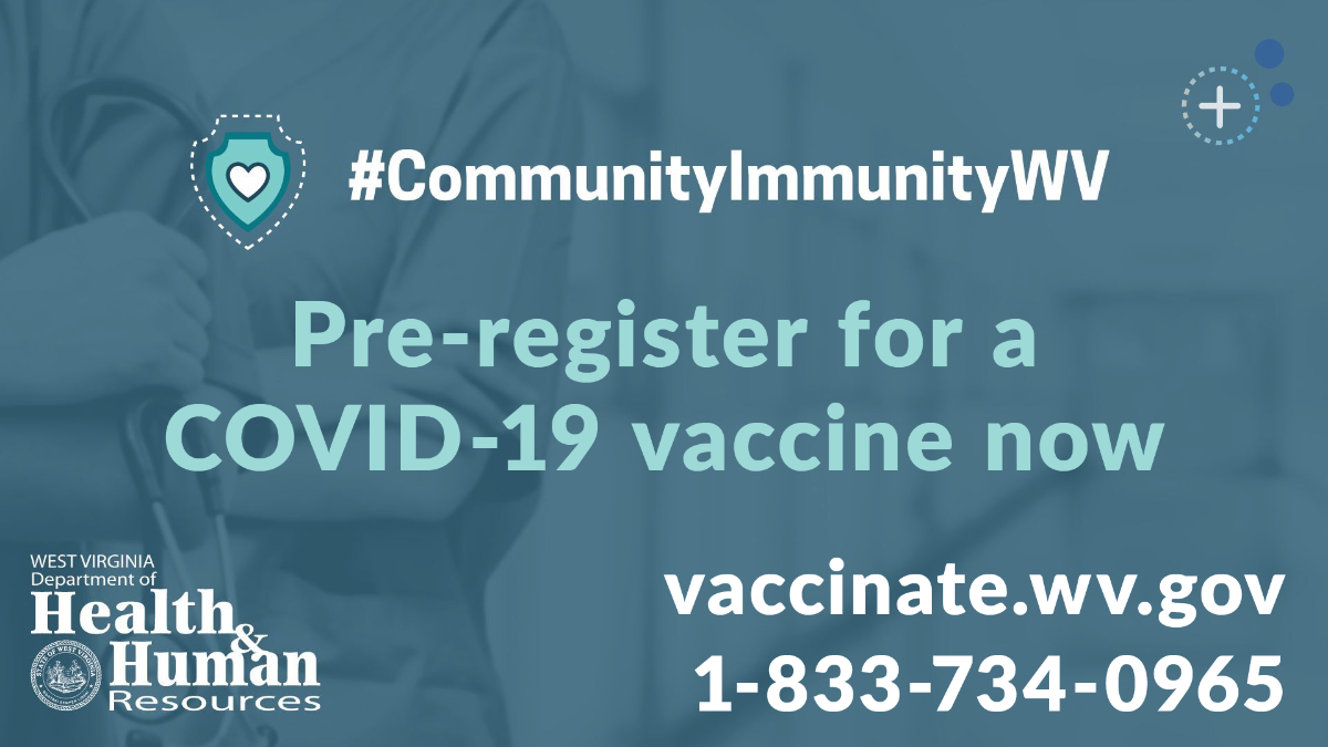 pre register for vaccine