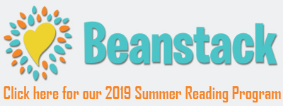 Home Page summer Reading 2019