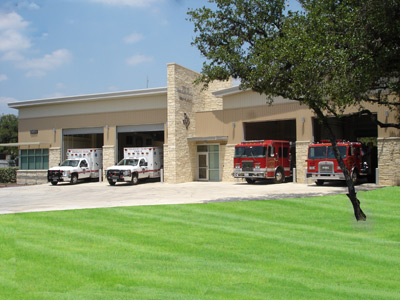 Shavano Park Fire Station
