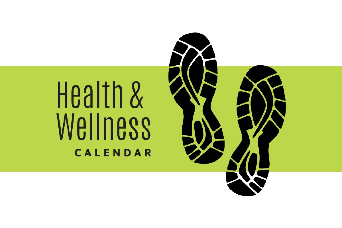 Health & Wellness Calendar