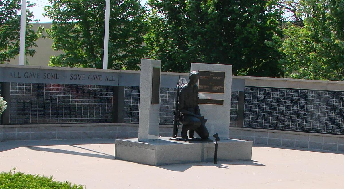 Veterans Memorial Clintonville