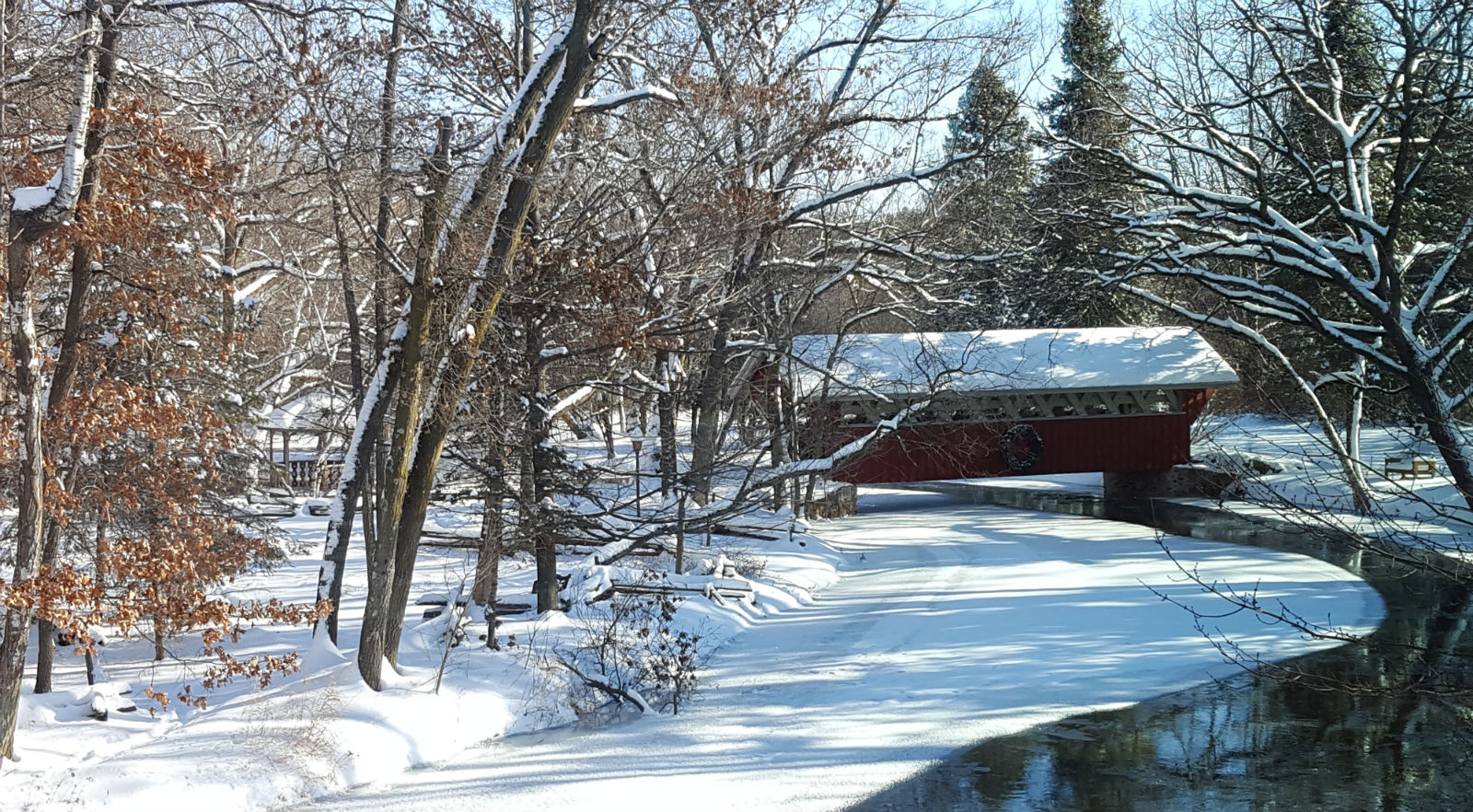 coveredbridgewinter
