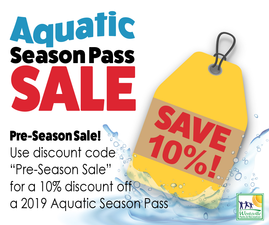 News Aquatic Pre-Season Sale 2019