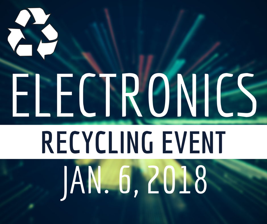 Electronic Recycling Event web
