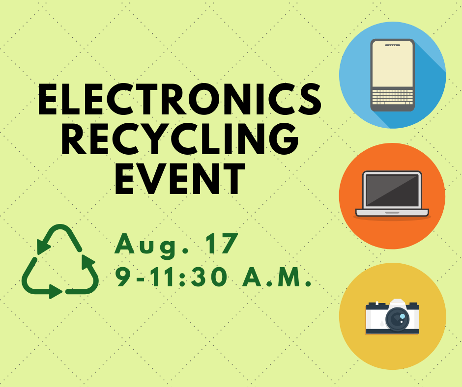 National Night Out  and Electronics Recycling Web Highlight (1)