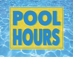 Pool Hours NEWS