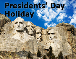 Presidents Day_News