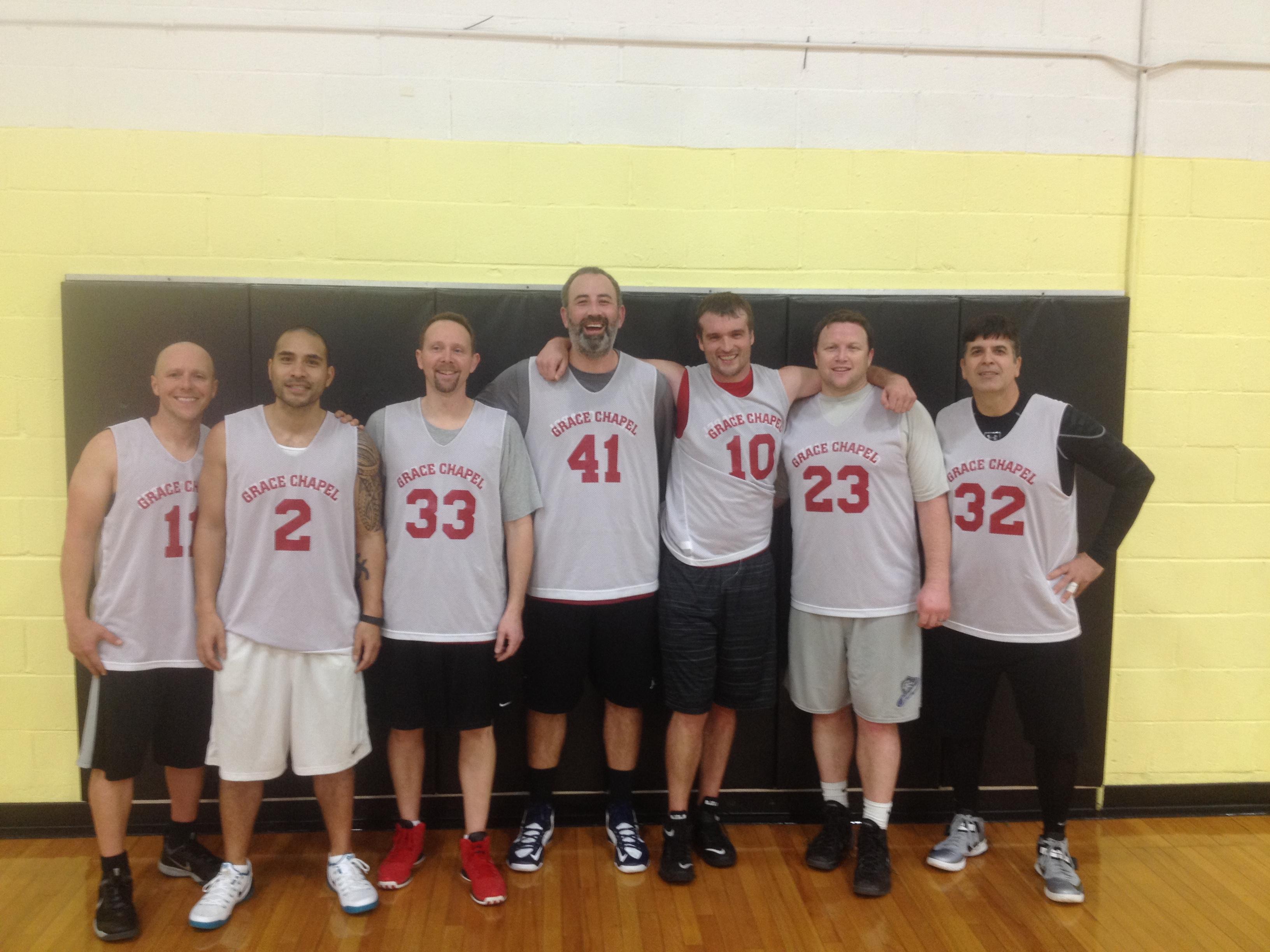 Adult Basketball Tournament 118