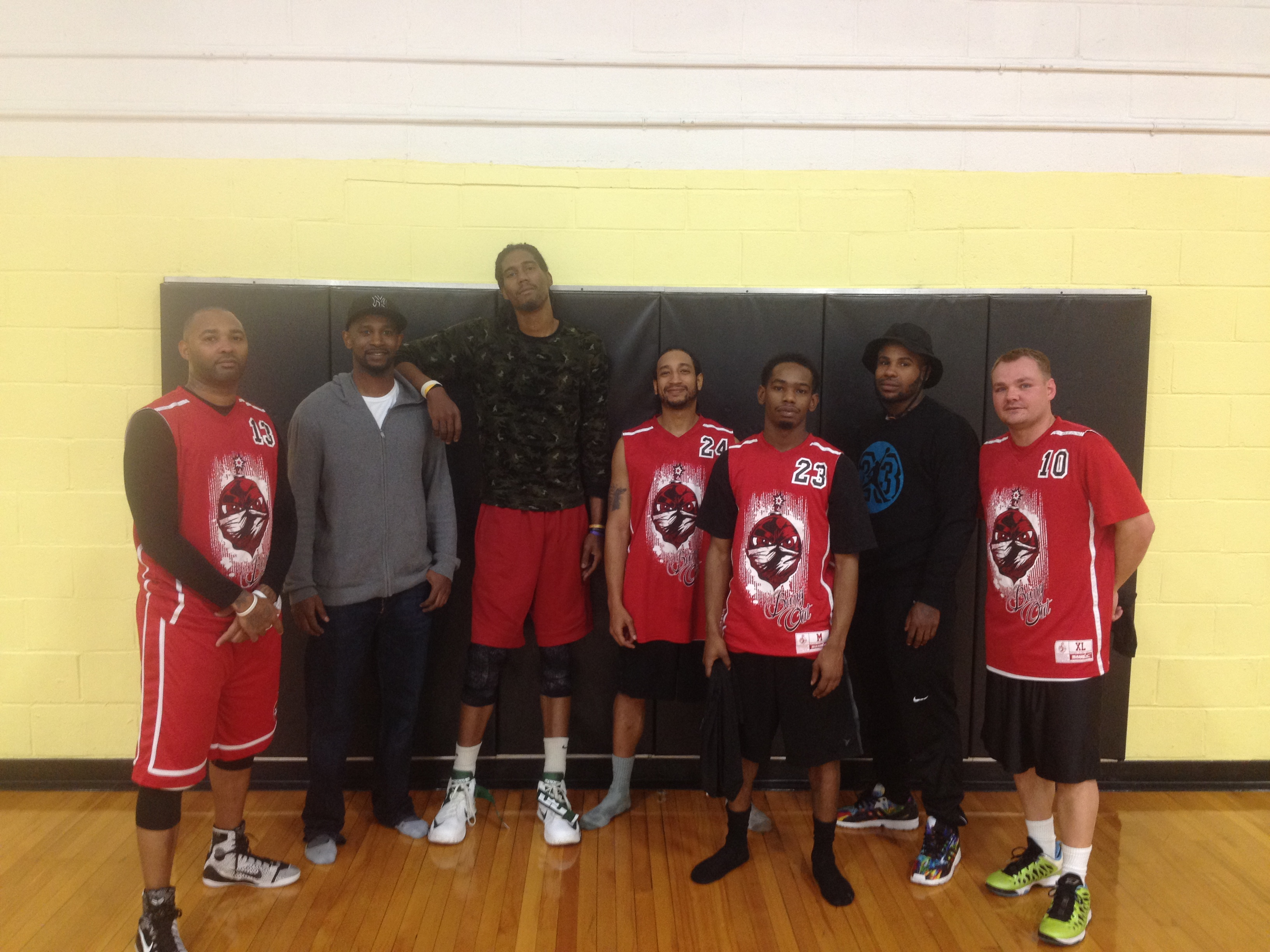 Adult Basketball Tournament 83