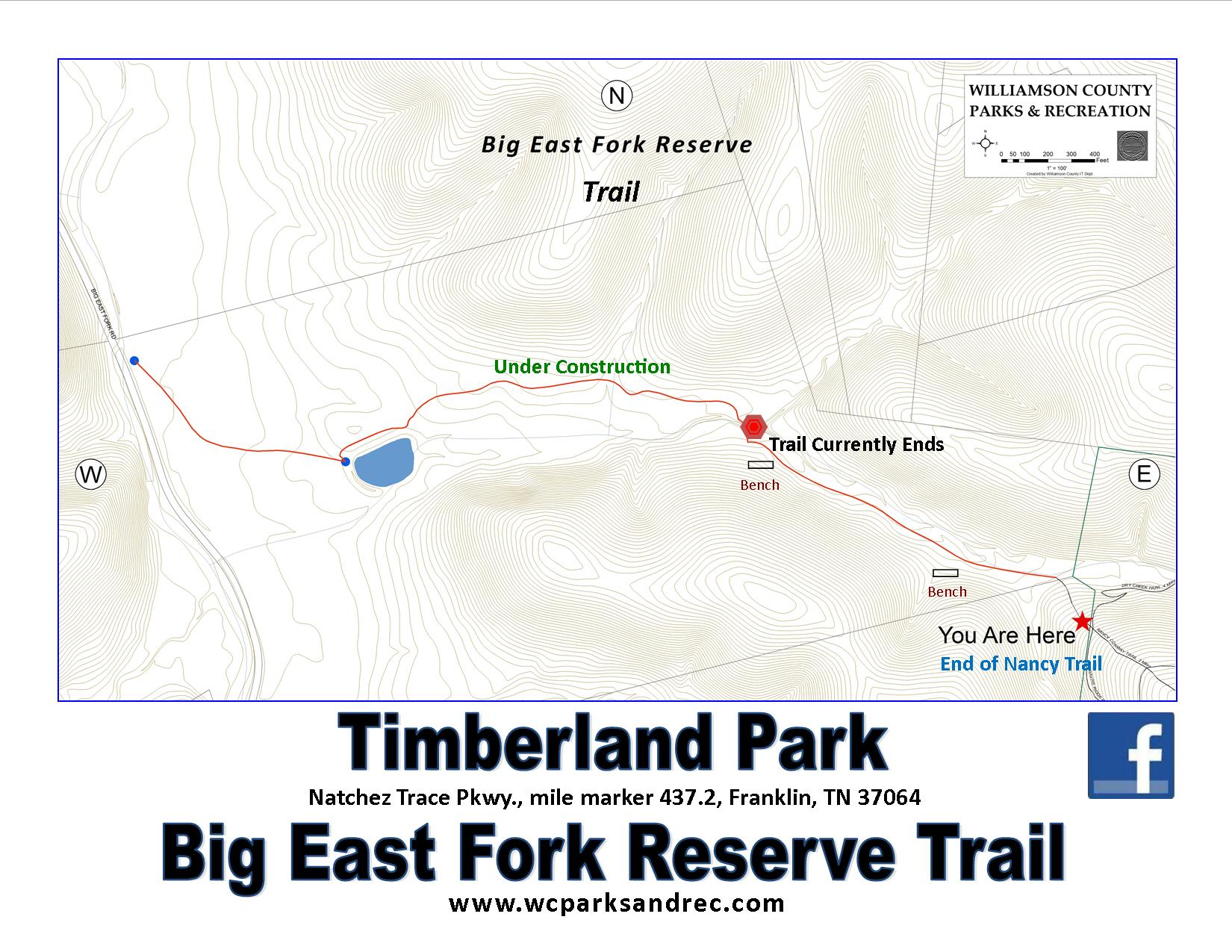 Timberland Park Williamson County Parks And Recreation