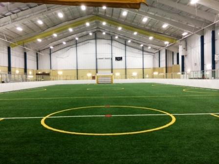 Indoor Athletic Facilities
