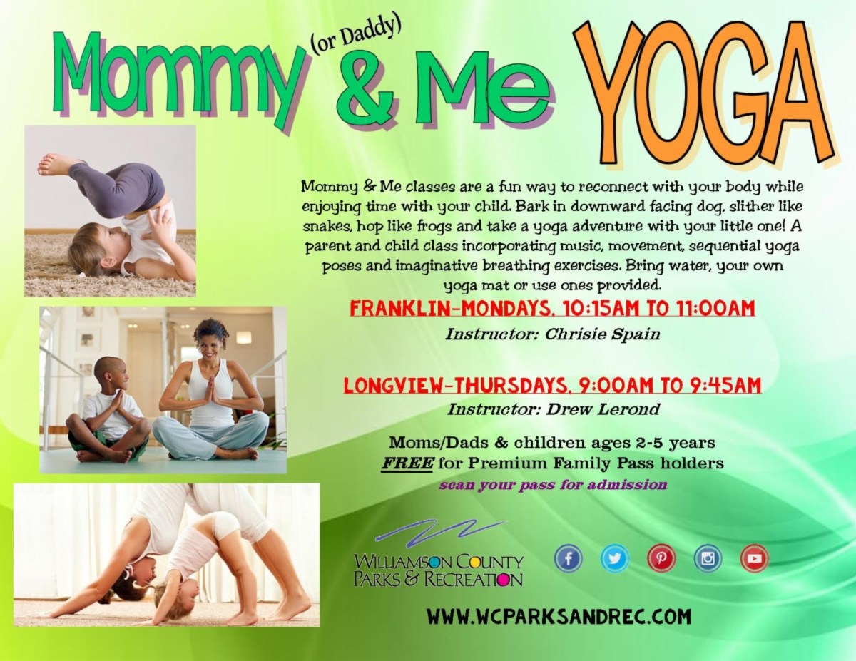 Mommy   Me Yoga FR and LV
