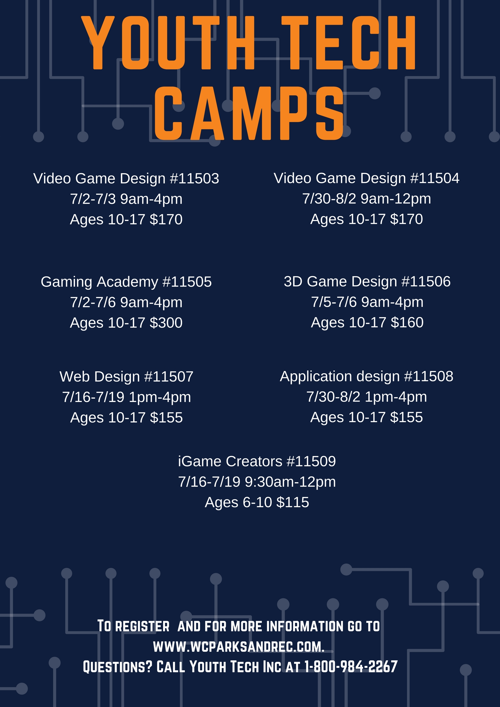 Youth Tech Camps