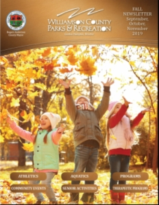 Newsletter Cover Fall