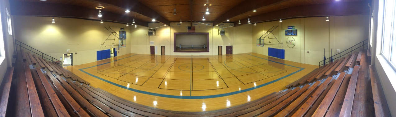 Fairview Basketball Gym